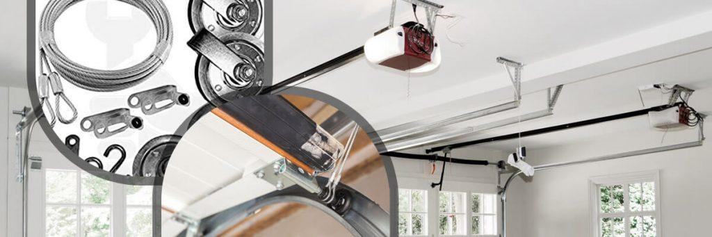 Garage Door Cables Repair Brookline